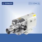 Gesundheitliche Drehvorsprung-Pumpe SS-316L mit internem Stab des Sicherheitsventil-1-6