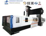 La perforación de la herramienta de fresadora CNC y centro de mecanizado de pórtico de la máquina para procesamiento de metales Gmc2312