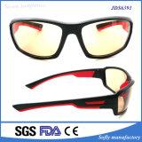 Novo HD Fashion polarizado óculos de visão nocturna