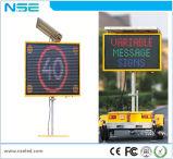 Verkehr bewegliche informative Zeichen LED-Bildschirmanzeige-Schlussteil-VM-Digital