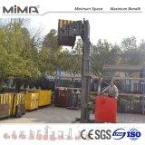 Mima Dreiwegeladeplatten-Ablagefach-Enge-Gang-Gabelstapler