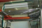 Extusion Blasformen-System mit Plastikgranulierern und Farben-Dosierer