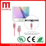Transferencia de datos Cable de sincronización Línea de cable de carga Cable micro USB