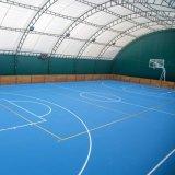 4,5 mm Multi-Purpose Indoor Sports revêtement de sol en caoutchouc PVC