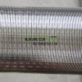 Acciaio inossidabile di alta qualità dell'oasi 304 schermi di collegare del cuneo della rete metallica