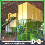 l'anello verticale 2t/H muore la linea di produzione completa della pallina di combustibile della biomassa