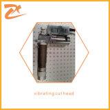 Vestuário de faca de vibração da máquina de corte com alimentação automática 2516