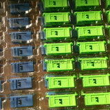 Selbstenergien-Adapter elektronisches Bediengeraet Pin-Stecker 966658-2