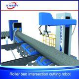 macchina di smussatura di grande del diametro di 1000mm di CNC del plasma taglio del tubo per la conduttura