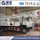 Super sorpresa! ! Montada en camión de perforación de pozos de agua pequeña máquina con el bajo precio