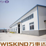 Galvanizado a Q345B/P235B la estructura de bastidor de acero de los materiales de construcción