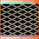 Maille perforée augmentée par acier galvanisée en métal de maille en métal