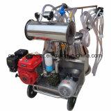Cucharas de doble bomba Vacume máquina de ordeño con el doble de potencia de motores