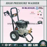 160bar 12L/Min 중간 의무 상업 급료 Kohler 엔진 고압 세탁기 (HPW-QP700KR)