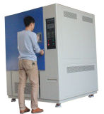 De hete Verkopende het Verouderen van het Ozon ASTM D1149 Kamer van de Test