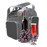 Портативные электронные мягкая сумка охладителя 13л DC12V для охлаждения белые и красные вина