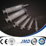 3 partes Luer Slip Safety Disposable Plastic Syringe with Needle