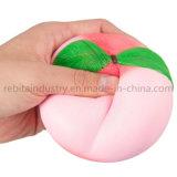 Soft Peach Charms crème parfumée à la hausse lente Squishy Toy