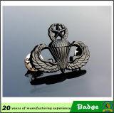 Изготовленный на заказ воинский значок обеспеченностью значка полисмена металла значка