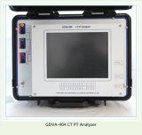 Analyseur CT PT pour le transformateur de courant et le test de transformateur potentiel