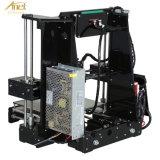 Verbetering! Aanraking 0.1mm van Anet A6 LCD de off-line 3D Printer van de Precisie