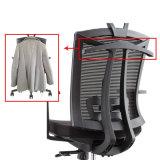 Presidenza esecutiva dell'ufficio della maglia della parte girevole di disegno ergonomico superiore di vendite con la funzione del gancio di cappotto