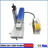 Acrylique sur papier de bureau en cuir de CO2 Laser Marking machine RF 30W