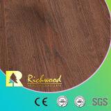 HDFのビニールの板のカシの寄木細工の床のクルミの寄木細工の床の積層物によって薄板にされる木製のフロアーリング