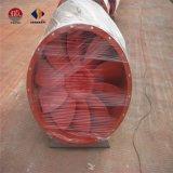 En acier inoxydable pour le feu d'Échappement Ventilateur axial
