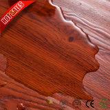 Superfície de grãos de madeira 7mm 8.3mm limbos pisos laminados