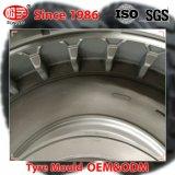 Camion de haute précision personnalisé pneu de voiture, 2 pièces du moule pneumatique moule en acier