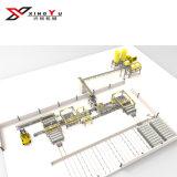 Легкий материал настенной панели решений производственной линии