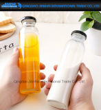 verrerie de choc de boisson non alcoolique de la qualité supérieur 350ml pour le thé, boisson