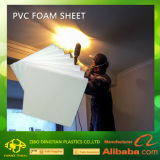 4X8 PVC 가구를 위한 고밀도 PVC 거품 널