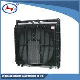 Radiateur de cuivre des prix de Facotry de radiateur de générateur de radiateur du faisceau Wd287tad61L-9