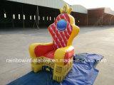 Chaise King Inflatable Throne de nouvelle conception pour Commercial