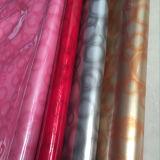 Espelho Surface Sythetic PU Leather para Bolsa de mão, Lady Purse