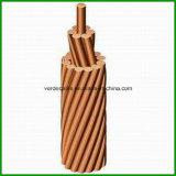 70mm2 95mm2は銅のグラウンド・ケーブル、アース線を暴露する