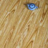 Resistente al agua fácil haga clic en suelo laminado junta para decoración de interiores