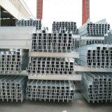 Viga de acero galvanizada de la INMERSIÓN caliente H para la estructura de acero