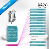 IPL/RF/Cavitation/YAG Machine van de Schoonheid van de Laser de Multifunctionele voor de Verwijdering van het Haar, de Zorg van de Huid en Vette Vermindering