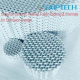 Chemische beständige keramische strukturierte Aufsatz-Verpackung