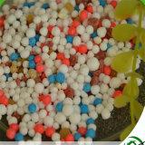 Основная часть комбинированных гранулированных удобрений NPK МОЧЕВИНА DAP карты Sop