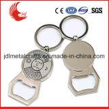 Kalender Keychain Typ Flaschen-Öffner-Schlüsselring hergestellt in China