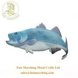Commerce de gros poissons prix d'usine insigne Cartoon coudre sur la broderie de correctifs