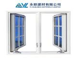 Qualitäts-Amerika-Art Auminum Flügelfenster-Fenster