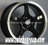 Nouveau Design Car Alloy Wheels 18 Inch 5X114.3 Rims Deep Dish Alloy Wheels
