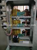трехфазный полноавтоматический компенсированный стабилизатор Tns-30kVA напряжения тока 30kVA