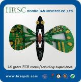 PCBA y diseño del diseño del PWB, fábrica de la tarjeta del PWB desde 1998