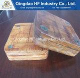 Bambusladeplatten-Plastikgmt-Ladeplatte für den Block, der Maschine für Verkauf herstellt